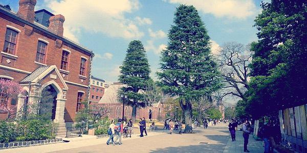 同志社大学今出川キャンパス